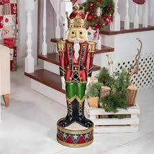 large outdoor nutcrackers wayfair