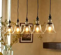 Pendant Barn Lights Pottery Barn Lighting Pendant Rustic Glass 5 Light Pendant Pottery