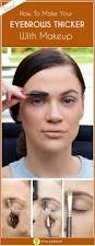How To Pencil Eyebrows 11 Best Images About Eyebrows On Pinterest Eye Brow Pencil