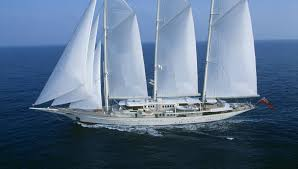 athena superyacht luxury sail yacht for sale with burgess
