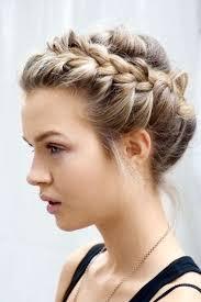 micro braid hair styles for wedding 34 best wedding hair images on pinterest bridal hairstyles hair