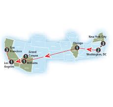 Coast Starlight Route Map by Coast Starlight Amtrak Vacations