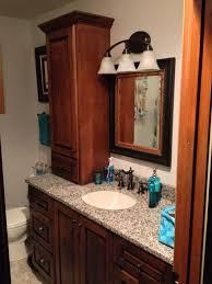 pink tile bathroom redo hometalk