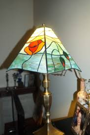Glass Lamps 1090 Best Stained Glass Lamps Images On Pinterest Stains