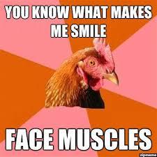 What Makes Me Me - anti joke chicken weknowmemes