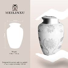 funeral urns for sale funeral urn by meilinxu cremation urns for human ashes and
