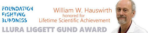 Foundation Fighting Blindness William W Hauswirth Honored For Lifetime Scientific Achievement