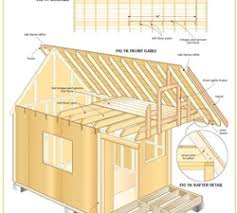 wood cabin plans free wood cabin plans step by shed idolza
