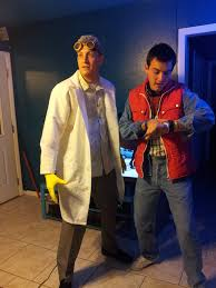 Marty Mcfly Halloween Costume Marty Mcfly Crenshaw Blog