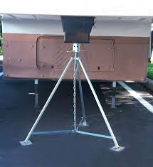 rv leveling blocks trailer jacks camping world