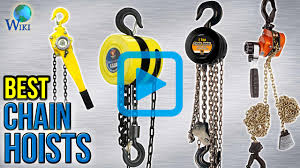 top 6 chain hoists of 2017 video review