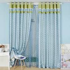 teal blue curtains bedrooms embroidery blue bedroom buy window curtains