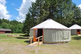 Platform Tents Yurts Frost Valley Ymca