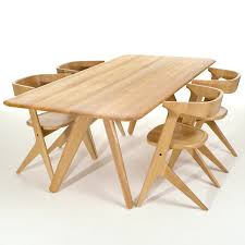 Natural Slab Dining Table Slab Dining Table Rectangular Natural Tom Dixon Horne