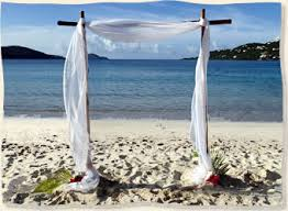 wedding arches bamboo island wedding arches and aisles st wedding us