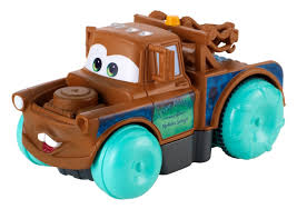 cars characters mater amazon com disney pixar cars hydro wheels mater bath vehicle