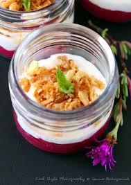 qu est ce que le raifort cuisine verrines de betterave au raifort et mousse au chèvre frais bistro