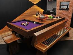 Best  Pool Table Dining Table Ideas Only On Pinterest Pool - Combination pool table dining room table