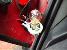 2013 ford focus brake light bulb changing out replacing ford focus brake light without the gibber