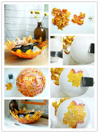 Fall Decorating Projects - diy fall crafts to welcome the new season