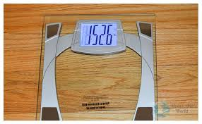 Eatsmart Digital Bathroom Scale by Precision Maxview Digital Bathroom Scale