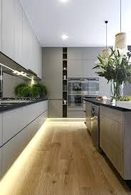 bande led cuisine bande led cuisine les meubles de cuisine donnent limpression de