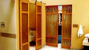 sliding barn door bathroom cheap backsplash ideas for kitchen