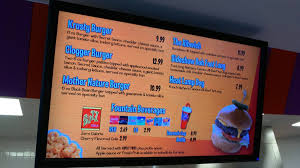 coca cola halloween horror nights upc code 2016 krusty burger quick service at universal studios florida