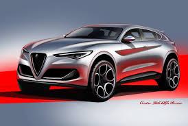 alfa romeo concept alfa romeo stelvio the first alfa u0027s suv auto u0026design