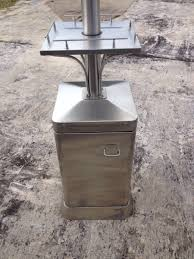 outdoor propane patio heaters kirkland signature outdoor patio heater in cross roads letgo