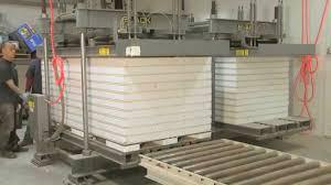 Basement Wall Panels Cost Matrix Basement Systems Wall Panel Installation Youtube