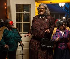 tyler perry releases new movie u0027boo a madea halloween u0027 xclusive