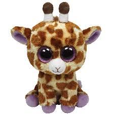 ty beanie boos safari giraffe small stuffed animals