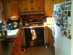 Kitchen Remodel Before And After successful small kitchen remodel before and after seigles