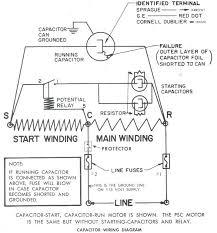 fridge relay wiring diagram single phase refrigeration compressor