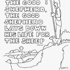 jesus the good shepherd coloring pages coloring pages jesus is the vine archives mente beta most