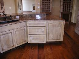 Drawer Kitchen Cabinets by Before Painting Oak Kitchen Cabinet With Drawer And Marble