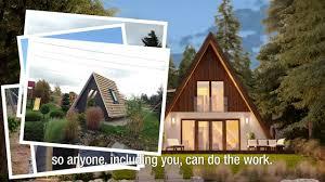 a frame home kits a frame home kits from avrame youtube