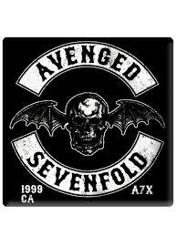 Avenged Sevenfold Flag Avenged Sevenfold Death Bat Fridge Magnet Buy Online At