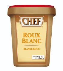 un roux cuisine roux blanc déshydraté chef vente sur cuisine addict achat acheter