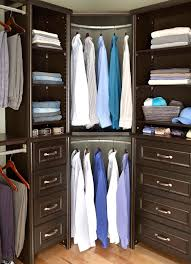 wood closet organizers storage organization the home with