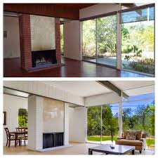 transformation tuesday mid century modern home before u0026 after