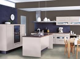 coloris cuisine crédence bleue cuisinella cuisine cuisinella