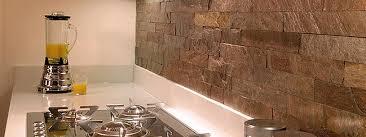 slate backsplashes for kitchens copper color quartzite slate subway 2 x12 backsplash tile modern