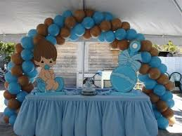 Balloon Decoration For Baby Shower Appealing Balloon Arch Decorations For Baby Shower 58 About