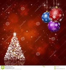Christmas Light Balls For Trees by Xmas Greeting Card Royalty Free Stock Images Image 34824239