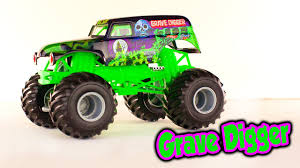 grave digger monster truck videos youtube grave digger monster jam monster truck toy for kids youtube