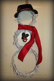 Grapevine Snowman For Outdoors by 40 Best Grapevine Crafts Images On Pinterest Grapevine Wreath