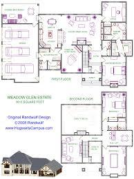 meadow glen estate floor plan