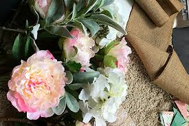 wedding flowers silk how to make a flower wedding bouquet angie away